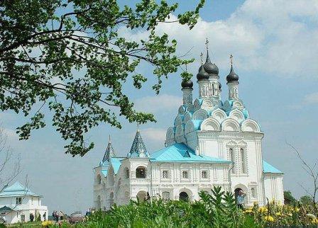 Церкви и храмы Мытищи