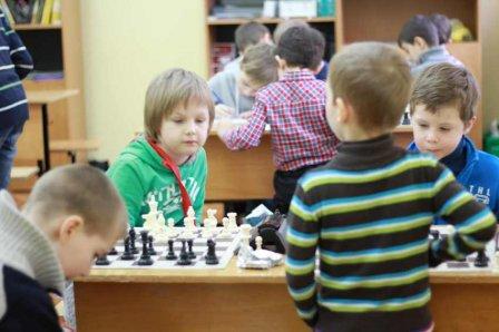 Детский Гран-При по шахматам
