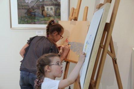 В городе Мытищи прошла акция «Ночь в музее»