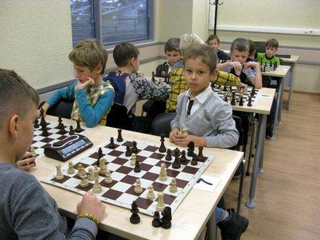 Традиционный турнир по быстрым шахматам