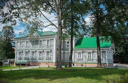 Новая выставка в Федоскинском музее